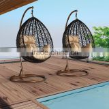 New Design Outdoor Leisure Patio Hanging Swing Chair/ Garden Swing Chair                                                                         Quality Choice
