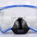 Factory direct sale high quality full face snorkel mask diving equipment mask and snorkel set