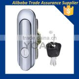 zinc alloy high voltage switchgear cabinet handle cam lock for panel