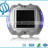 Solar road stub/Solar road reflector/CAT EYES traffic led light solar powered road reflector
