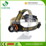 Aluminum alloy material 3 modes rechargeable 10000 lumen cree xml t6 led headlamp                                                                                                         Supplier's Choice