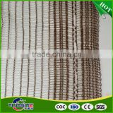 heavy duty hail protective fence net systems for plant