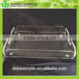 DDY-0081 Trade Assurance Modern Acrylic Bed Tray Clear