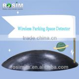 Automation Magnetic Wireless Vehicle Parking Detection Sensor System for outdoor parking lot