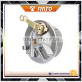 Low price brand motorcycle front drum brake parts