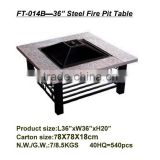 ethanol fireplace insert burner fire pit with cover