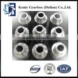 Carbon steel connection quality boat propeller shaft