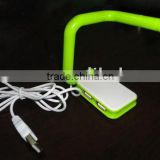 USB hub with Led book light