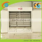 OC-2000 Fully automatic egg incubator chicken egg incubators sale for quail duck poultry
