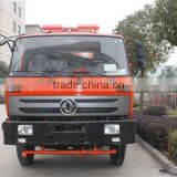 Dongfeng 4000gal forest fire truck fire fighting truck for sale water tanker fire fighting vehicles