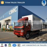 Refrigerated van truck, mini refrigerator truck