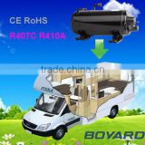 Hot promo! caravan bus aircon compressor R407C R410A for mining locomotive Roof Mount RV Air Conditioners
