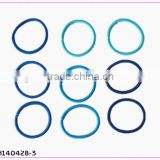 rubber covered elastic hair bands wholesale rubber bands