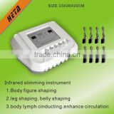 F-9002B electro stimulation skin tightening equipment EMS slimming system machine beauty equipment electrical muscle stimulation