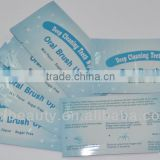 Teeth Whitening Wipes for Dental Salon beauty Teeth Whitening Use Teeth Whitening Finger Brushes
