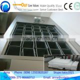 Good quality updated dry commercial flake ice making machine with lowest price