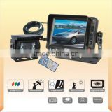Car Camera System with heavy duty color CCD rear view camera