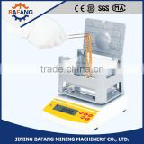 Precious metal purity gold karat tester / gold purity tester price