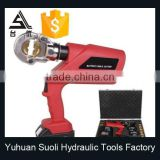 Wholesale Cordless Hydraulic Battery Powered Resource Cable Ferrules Crimping Tools Usa Supplier Emt-400c