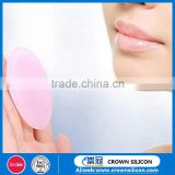 Female Silicone Face Cleanig Brush,Silicone Skin Deep Washing Brush