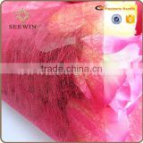 Luxuriant non woven christmas decoration material