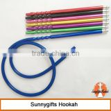 High quality disposable hookah hose plastic Shisha Hookah Hose Pipe For Smoking hookah pipes wholesale