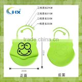 Zoo General Mobilization Waterproof Baby Bibs,Customized Designs Are Accepted