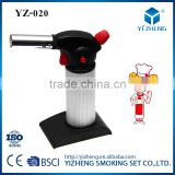 YZ-020 Factory Direct Dealing Metal Portable Kitchen Used Cooking Butane Gas Heating Culinary BBQ Blow Torch Lighter
