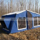 Customized new hard shell 4x4 jeep hard floor camper trailer tent