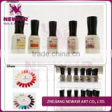Professional soak off high quality nail gel polish