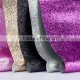 6p under 0.1%(1000ppm) colorful/many different colors pu glitter fabric