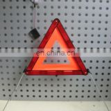 E-Mark Certificate LED Warning Triangle