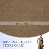 wool/nylon blend fabric, tweed fabric, heavy woolen fabric for winter clothing