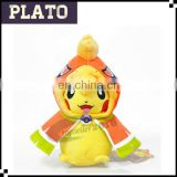 25cm pokemon plush doll for crane machine game
