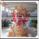 Giant inflatable dragon,popular inflatable cartoon replica, inflatable mascot dragon animal from china manufacturer