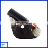 Custom resin eagle animal wine rack for sale