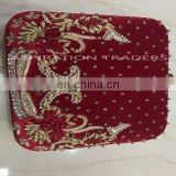 Latest wholesale Wallet african lace embroidery for Womens