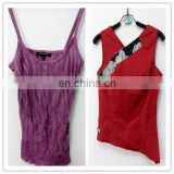 cream second hand wholesale uk bodybuilding clothing women vest