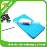 new shape customized mouse pad with hand rest