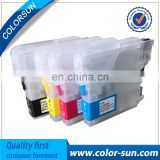 printer spare parts Refill Cartridge for Brother LC61 LC39/LC38/LC61/LC67/LC980