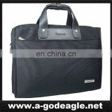 High quality china supplier genuine leather briefcase