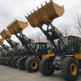 XCMG WHEEL LOADER ZL50GN CHINA FACTORY PRICE SUPPLIER