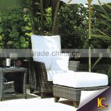 Hot Sale Waterproof Garden Rattan Furniture Leisure Sofa Set on Promotional                                                                         Quality Choice