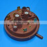 Water level pressure switch for sewage pump use