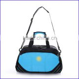 Wholesale 600D polyester korean style travel makeup bag