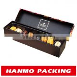 custom made&printed rigid boxes macaron packaging box wholesale