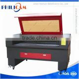 portable acrylic 1490 co2 laser cutting machine