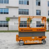 8m scissor lift table for industrial equipment