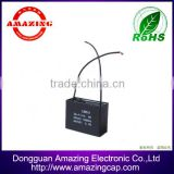 Long-life service staring run cbb61 capacitor 250vac/450vac 50/60hz made in china