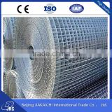 16 Gauge 2''*3'' Hot Dip Galvanized Welded Wire Mesh Utility Fence for American Market
